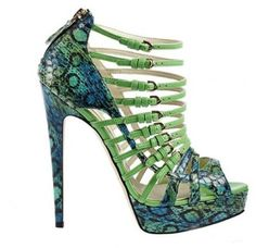 Brian Atwood Spring/Summer 2012.
