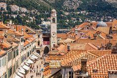 두브로브니크, 크로아티아 (Dubrovnik, Croatia)