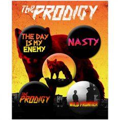 Buy Online The Prodigy - TDIME Badge Set