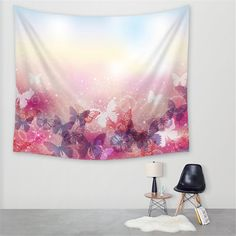 This is a beautiful Butterfly Tapestry. This Tapestry is an awesome centerpiece for any space, you can use it as a tablecloth or picnic blanket as well! Bohemian Tapestry, Mandala Tapestry, Colorful Tapestry, Beautiful Butterflies, Textile Art, Psychedelic, Picnic Blanket, Best Gifts, Wall Decor