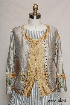 Blanchefleur Vest by Ivey Abitz