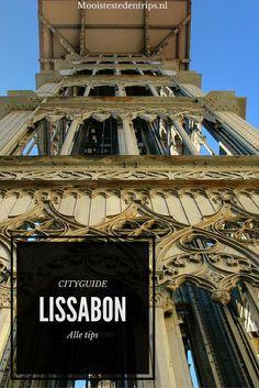 Zin in een stedentrip Lissabon? Bekijk alle tips die je nodig hebt voor een geweldige stedentrip Lissabon.