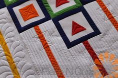 Piece N Quilt: Come What May- Custom Machine Quilting by Natalia Bonner