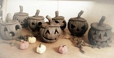 Check out this item in my Etsy shop https://www.etsy.com/uk/listing/525760811/pumpkin-candle-holder-tea-light-holder