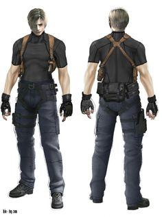 Resident Evil - Leon Kennedy