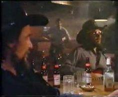 Waylon Jennings & Hank Williams Jr - The Conversation.    >>> Doesn't get much better than this.