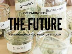 90-Day Life Challenge: Savings Goals
