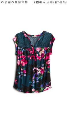 Love the detail, very pretty Stitch Fix Kids, Stitch Fix Fall, Stitch Fit, Stitch Fix Outfits, Stitch Fix Dress, Distressed Denim Shorts, Floral Tops, Athleisure Outfits, Stitch Fix Stylist