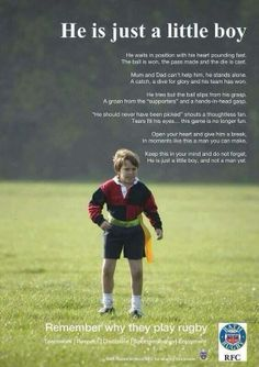 This is worth bearing in mind for all junior #sport maybe senior too http://ozsportsreviews.com