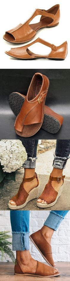 GiftHerShoes offers a wide selection of trendy fashion style women's shoes, clothing. Affordable prices on new shoes, tops, dresses, outerwear and more. Cute Shoes Boots, Me Too Shoes, Shoe Boots, Shoes Sandals, Jay Shoes, Unique Shoes, Trendy Shoes, Casual Shoes, Summer Sandals