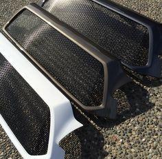 BPFABRICATING.COM // aftermarket Toyota Tacoma parts \\ raptor style grills