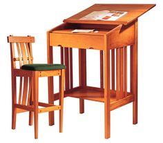 Green Design Furniture's Sustainable Stunning Standing Desk : TreeHugger