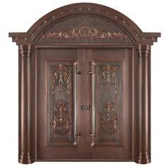 Wooden Glass Door, Door Design, Doors, 3d, Model, Furniture, Home Decor, Decoration Home