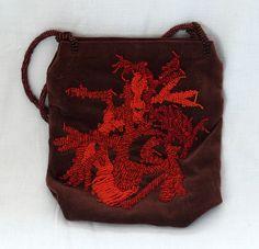 Sea life purse