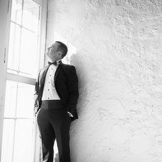 #groom #wedding #photography  #waiting #blackandwhite