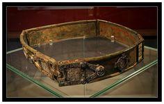 The Moylough Belt Shrine - Celtic La Tene Period - National Museum of Ireland