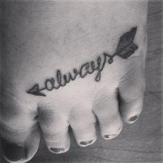 Pi Beta Phi Forever. I love my new tattoo!