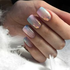56 catchy summer nail designs for fun loving women nail 2019 31 Welcome – Nail Art Ideas - New Site Fancy Nails, Cute Nails, Pretty Nails, Wedding Nail Polish, Wedding Nails, Short Nail Designs, Cool Nail Designs, Art Designs, Design Ideas