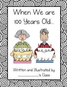 Erica Bohrer's First Grade: 100th Day of School Activities
