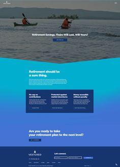 Financial investment website design by Rachael Earl Design. Investing For Retirement, Business Travel, Creative Business, Logo Design, Branding, Marketing, How To Plan, Website, Brand Management