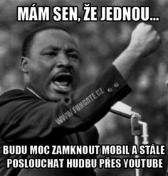 """Martin Luther King, Jr: King is most famous for his """"I Have a Dream"""" speech, given in front of the Lincoln Memorial during the 1963 March on Washington for Jobs and Freedom. Memes Humor, Gym Humor, Funny Memes, It's Funny, Gym Memes, Fitness Humor, Vape Memes, Funny Quotes, Tech Humor"""
