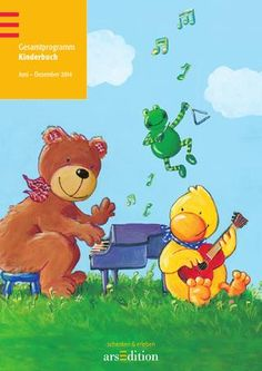 Gesamtprogramm Kinderbuch Herbst 2014 Mini, Winnie The Pooh, Disney Characters, Fictional Characters, Author, Books, Reading Comprehension, Libros, Children's Books