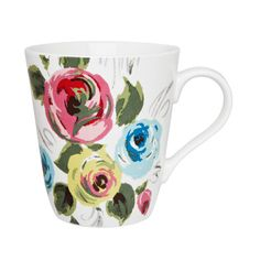 'Painterly Rose' Stanley Mug from Cath Kidston, one of a new range available in our stores :)