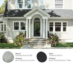 Home Exterior Color Ideas Inspiration Paint Combinations Modern