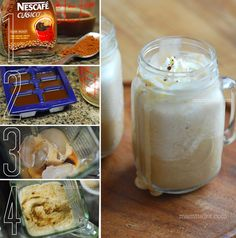 Mami Talks™: Tres Leches Coffee Frappé