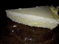 Liszt- és cukormentesez az igazán könnyű, jó hidegen tálalható süti!