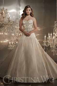 Christina Wu 15567 – Ellie's Bridal Boutique (Alexandria, VA)