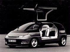Volkswagen Futura Concept '1989