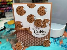 Homemade Cards, Stampin Up Cards, Stamping Up, Recipe Cards, Cool Cards, Creative Cards, Greeting Cards Handmade, Easy Peasy, I Card