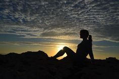 Sunset on Dingli Cliffs, Malta