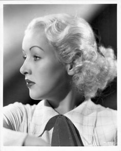 Betty Grable, 1930