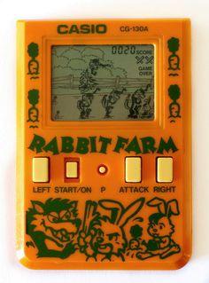 Rabbit Farm - Casio