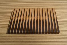 Backgammon Inspired Cutting Board by 1337motif on Etsy, $125.00