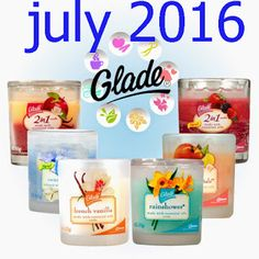 Free Printable Coupons: Glade Coupons