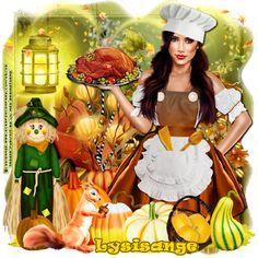 "MI RINCÓN GÓTICO: CT for Lil Mz´s Brainstorms & Lysisange, ""Thanksgiving Time """