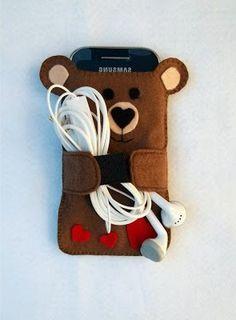 cool Keçeden Telefon Kılıfı Yapımı Canim Anne  http://www.canimanne.com/keceden-telefon-kilifi-yapimi.html
