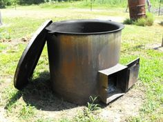 Laundary Kettle ~  Amish Clothes Lines ~ Sarah's Country Kitchen ~