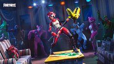 Is Fortnite's 'Tricera Ops' Skin A Season 4 Clue? Joker, Concert, Fictional Characters, Fantasy Characters, Jokers