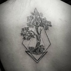 geometric tree design