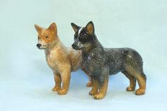Australian Cattle Dog Figurine