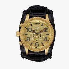 Peças de roqueiros viram pulseiras de relógios de edição especial da Nixon