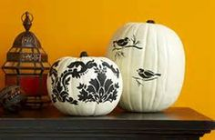 Halloween stylish interior - Yahoo Image Search Results