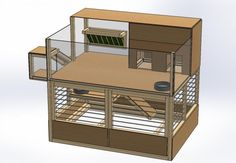 Guinea Pig Hutch, Guinea Pig House, Bunny Hutch, Guinea Pigs, Hamster Habitat, Hamster Cages, Pet Cage, Bird Cage, Hedgehog Cage