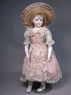 Beautiful French Fashion Doll