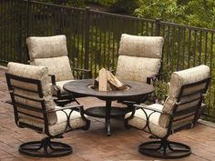 Winston Outdoor Furniture Replacement Cushions