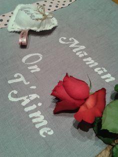 Bonne fête Maman ! creation : Fleur de Tendresse VB